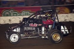 Shane Cottle is on the throttle en route to winning Thursday night's Bass Pro Shops Qualifying feature event