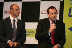 David Brabham and Alan Gow