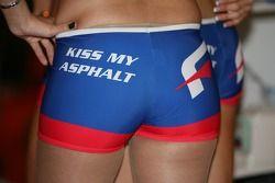 Kiss My Asphalt