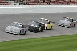 Chad McCumbee, Tim Sauter, Bill Lester and Willie Allen
