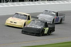 Tim Sauter, Bill Lester and Chad McCumbee