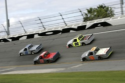 Ken Schrader, Johnny Benson, Matt Crafton and Willie Allen