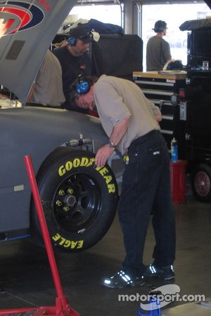 Rick Ren, crew chief for Ron Hornaday