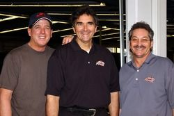Ron Hornaday with Rick Carelli and Rick Ren