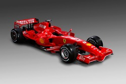 The new Ferrari F2007