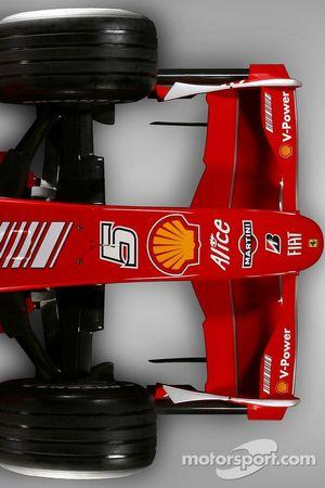Ferrari F2007: Detail