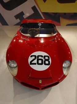Une Ferrari historique