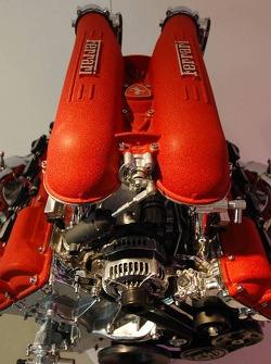 Moteur Ferrari
