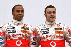 لويس هاميلتون وفرناندو ألونسو