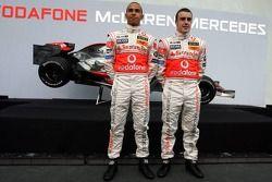 Lewis Hamilton und Fernando Alonso