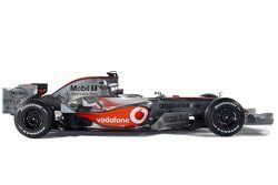 Der neue McLaren Mercedes MP4-22