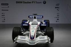 Der neue BMW Sauber F1.07