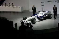 Willy Rampf, and Dr. Mario Theissen, BMW Motorsport Director