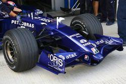 Williams FW28-B Toyota detay