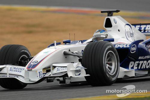 Lanzamiento del BMW Sauber F1.07