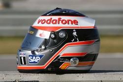 Casco de Fernando Alonso