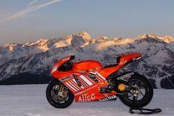 Мотоцикл Ducati Desmosedici GP7