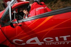 Себастьен Лёб в Citroën C4 WRC