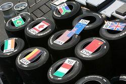 Tyres Jet Ski Challenge