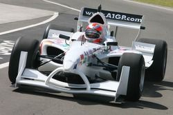 John Watson tries the A1 GP
