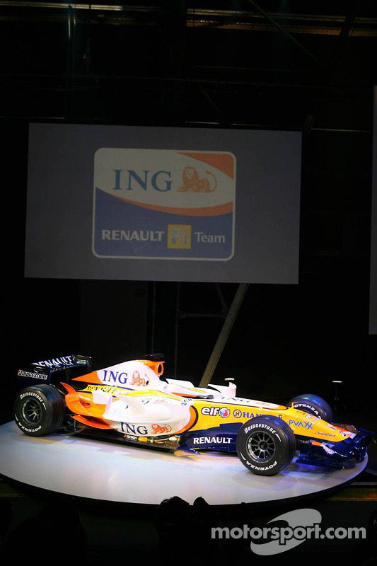 The Renault R27