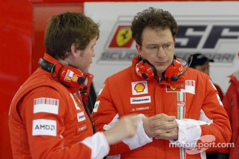Em 2004 ele foi para a McLaren, retornando à Ferrari em 2006 como diretor de design de 2006 a 2014.