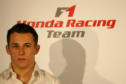 Christian Klien, Honda