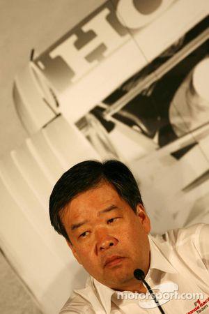 Shuhei Nakamoto, Technischer Direktor