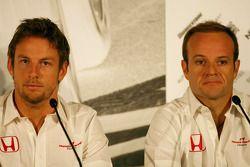 Rubens Barrichello, Jenson Button