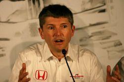Nick Fry, Geschäftsführer