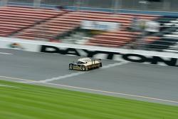 #61 Exchange Traded Gold AIM Autosport Lexus Riley: Mark Wilkins, David Empringham, Brian Frisselle, Burt Frisselle