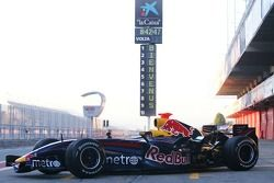 Der neue Red Bull Racing RB3