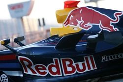 Red Bull Racing RB3: Airbox