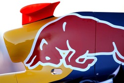 Фрагмент Red Bull Racing RB3