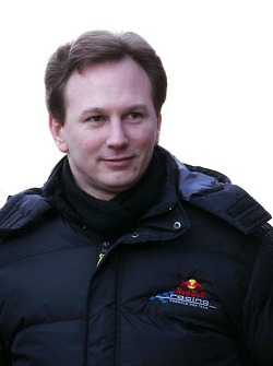 Christian Horner, Red Bull Racing, Direktör