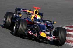 Mark Webber yeni Red Bull Racing RB3