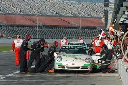 #87 LNS Motorsports Porsche 997: Bob Heniff, Mike Johnson