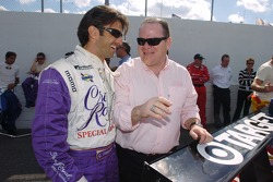 Christian Fittipaldi and Chip Ganassi
