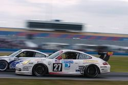 O'Connell Racing Porsche GT3 Cup : Kevin O'Connell, Mike Speakman, Jason Bowles, Kevin Roush, Lonnie