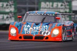 #84 Robinson Racing Pontiac Riley: George Robinson, Wally Dallenbach, Paul Dallenbach, Katherine Legge