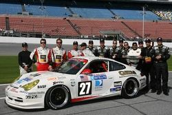 O'Connell Racing Porsche GT3 Cup : Kevin O'Connell, Mike Speakman, Jason Bowles, Kevin Roush, Lonnie Pechnik