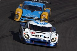 #16 Howard Motorsports Porsche Crawford: Chris Dyson, Rob Dyson, Guy Smith, Oliver Gavin, #05 Luggag