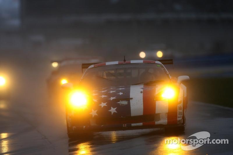 #57 Stevenson Motorsports Corvette: Dominic Cicero II, Marc Bunting, James Gue, John Stevenson, Lou Gigliotti