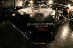 Dale Earnhardt show boat