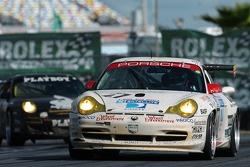 #27 O'Connell Racing Porsche GT3 Cup: Kevin O'Connell, Mike Speakman, Jason Bowles, Kevin Roush, Lonnie Pechnik