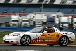 #46 Michael Baughman Racing Corvette: Michael Baughman, Bryan Collyer, John Connolly, Mike Yeakle, Frank Del Vecchio