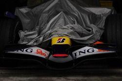Technical problem, yeni Renault R27