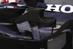 Side wing the RA107