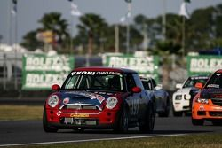 #197 RSR Motorsports Mini Cooper S: Randy Smalley, Mark Congleton