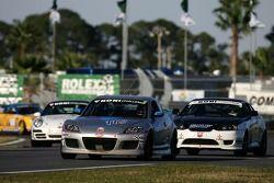 #118 Rotary Power Motorsports Mazda RX-8: Mike Smellie, John Zuccarelli III